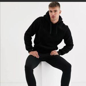 ASOS- Brave Soul borg hoodie